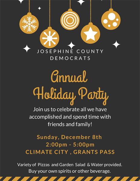 Josephine county democrats