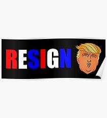 Resign Trump